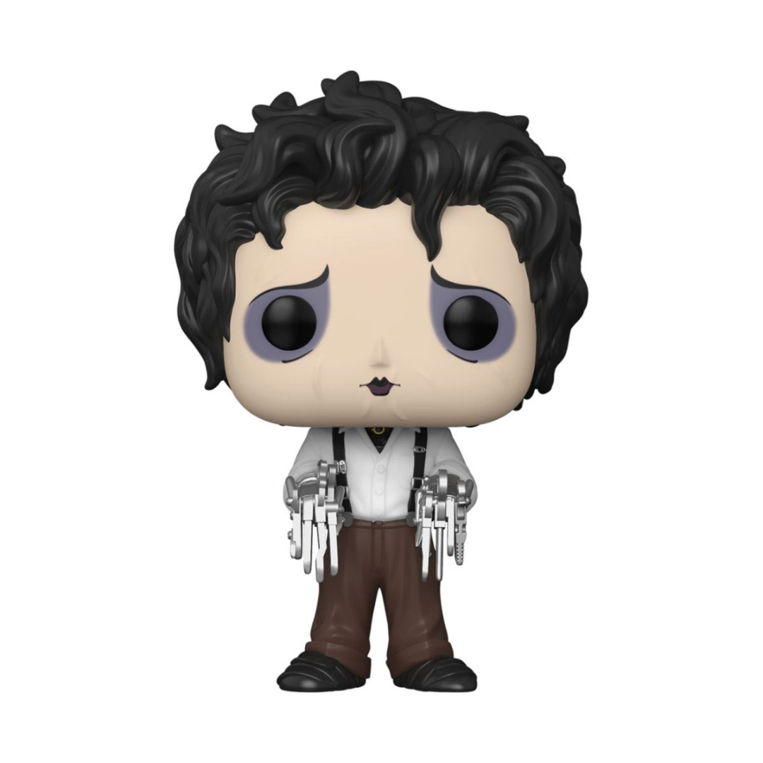 Edward Scissorhands POP! Movies Vinyl Figure Edward in Dress Clothes 10 cm