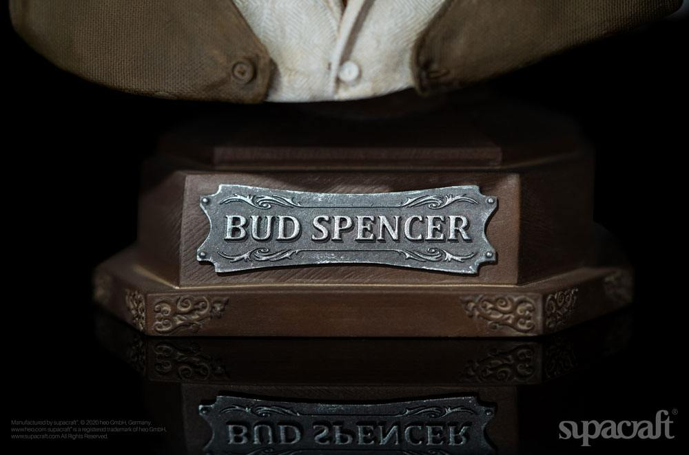 Bud Spencer Bust 1/4 1971 20 cm