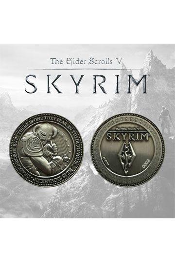 The Elder Scrolls V: Skyrim Collectable Coin Dragonborn