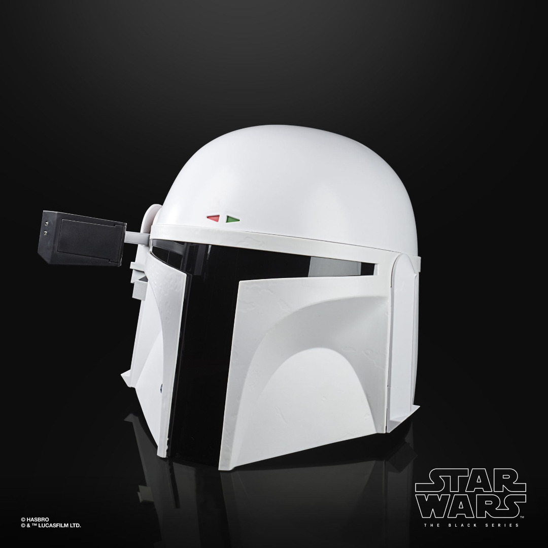 Hasbro Star Wars Black Series Boba Fett (Prototype Armour) 1:1 Scale Helmet