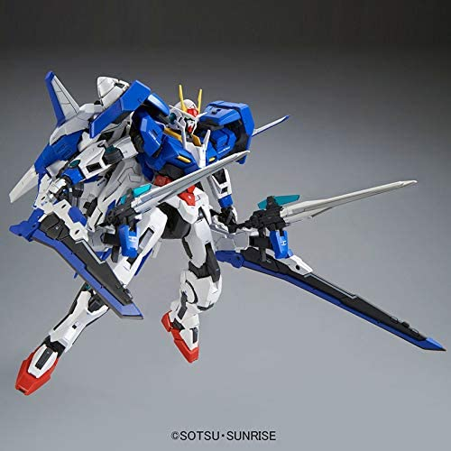 Gundam: Master Grade - OO XN Raiser Campaign 1:100 Model Kit