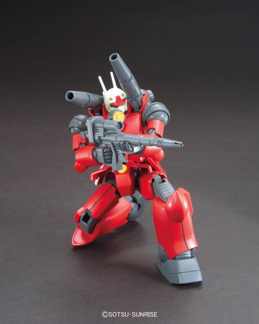 Gundam: High Grade RX-77-2 Guncannon 1:144 Model Kit