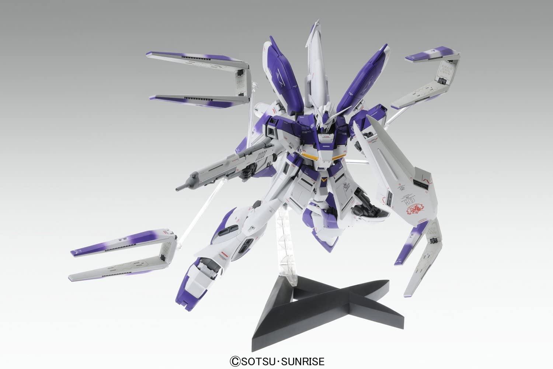 Gundam: Master Grade - RX-93-?2 Hi-?gundam Ver. 1:100 Model Kit