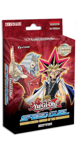 Yu-Gi-Oh! Speed Duel Starter Deck Match of Millenium English