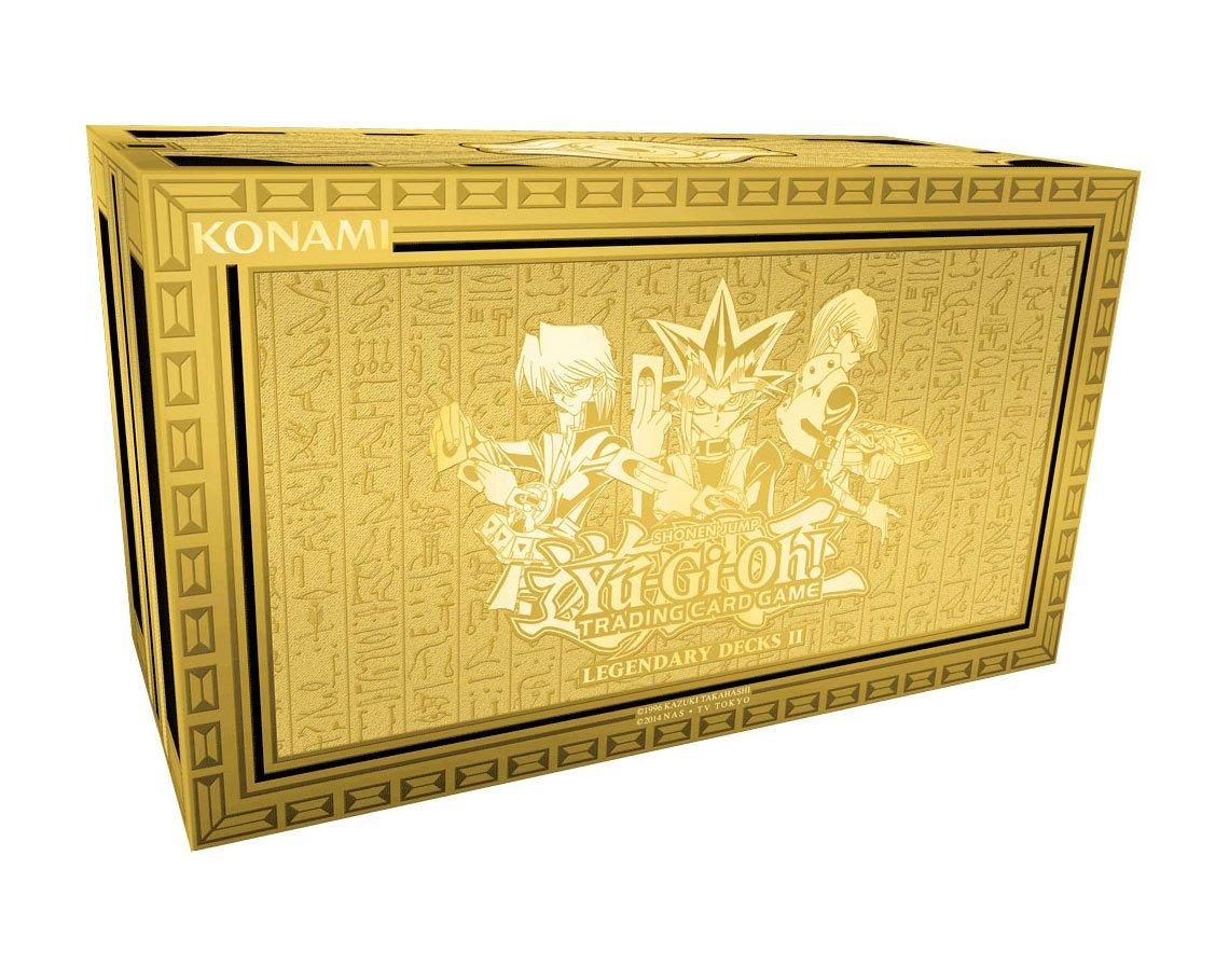 Yu-Gi-Oh! Box Set Legendary Decks II Reprint *English Version*