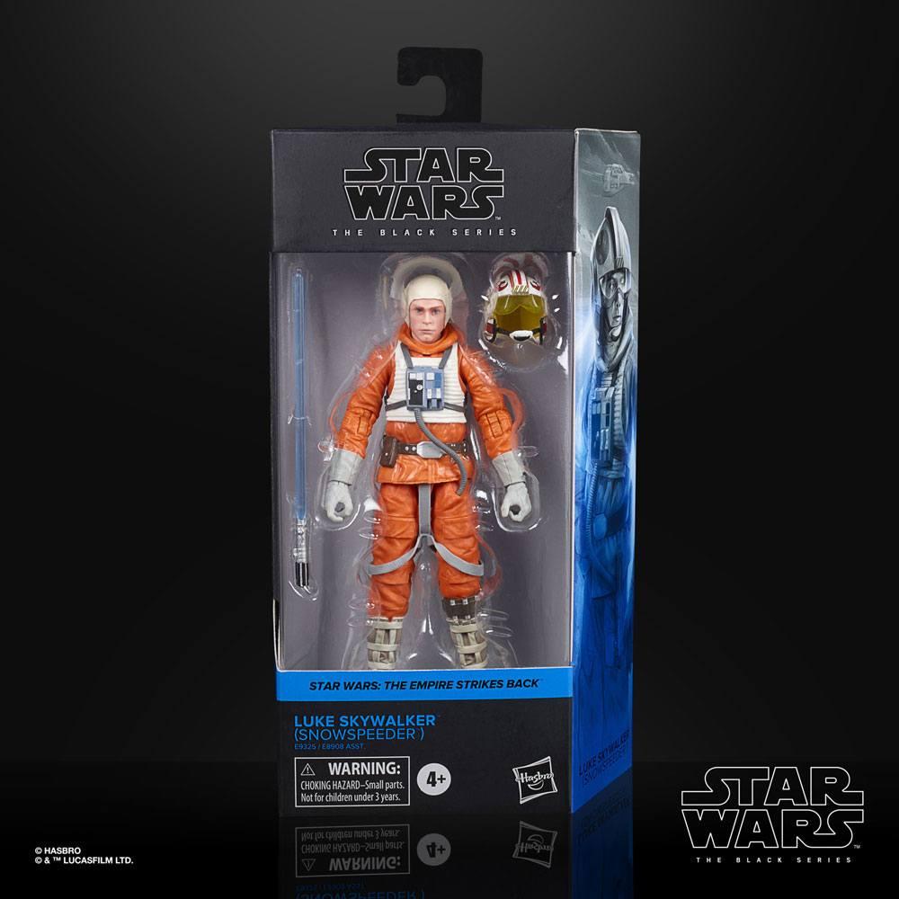 Star Wars Black Series Action Figure Luke Skywalker 15 cm 2020 Wave 3