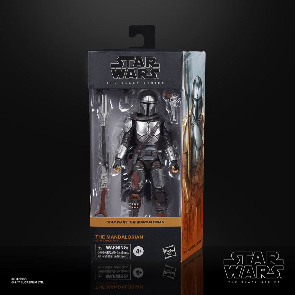 Star Wars Black Series Action Figure The Mandalorian 15 cm 2020 Wave 3