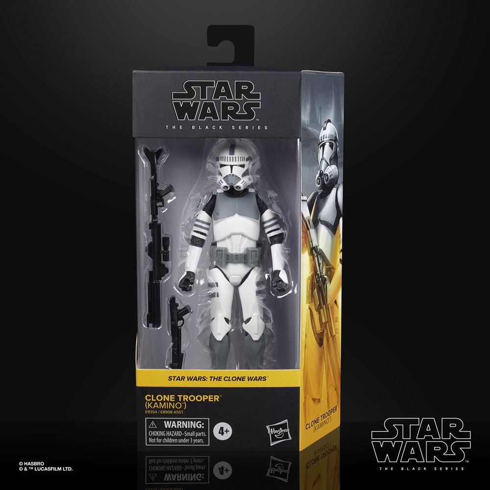 Star Wars Black Series Action Figure Clone Trooper (Kamin) 2020 Wave 3