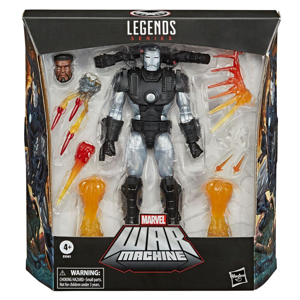 Marvel Legends Series Deluxe Action Figure War Machine 15 cm