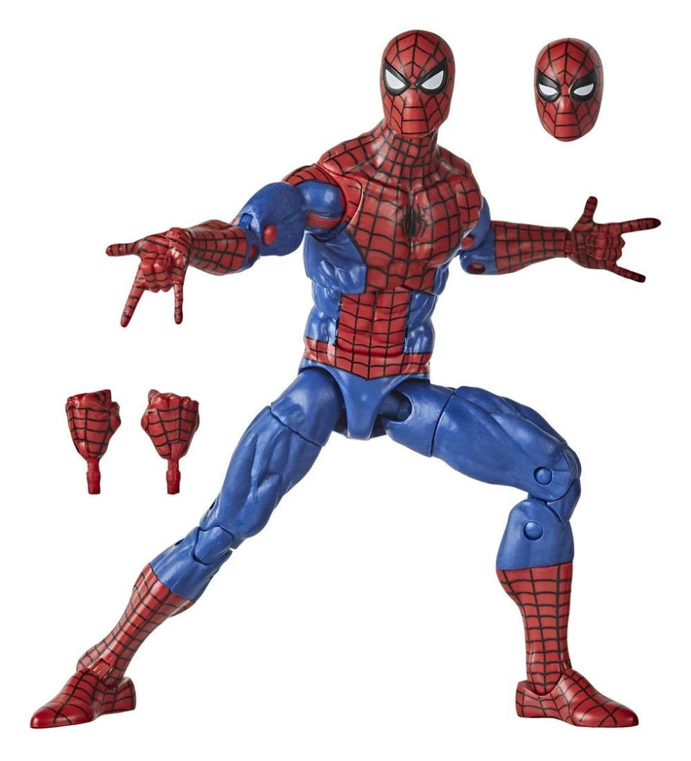 Marvel Retro Collection Action Figures 15 cm Spider-Man 2020 Wave 1