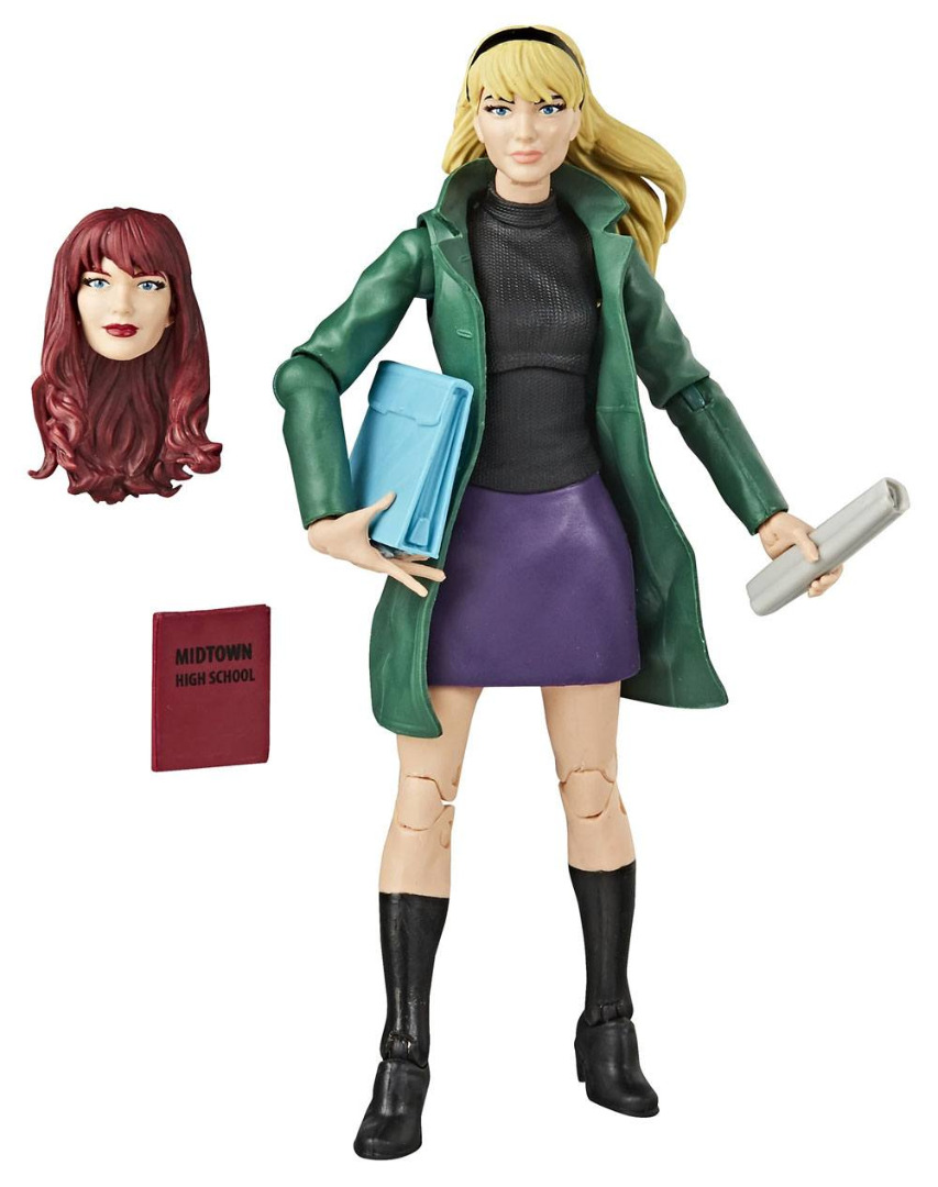 Marvel Retro Collection Action Figures 15 cm Gwen Stacy 2020 Wave 1