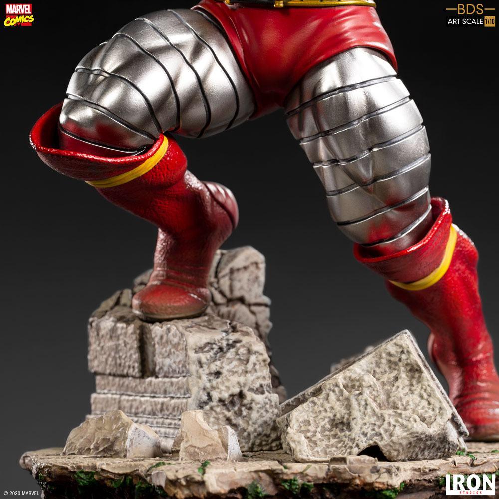 Marvel Comics BDS Art Scale Statue 1/10 Colossus 30 cm