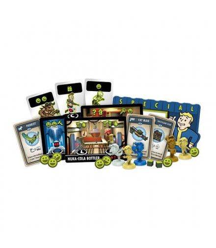 FFG - Fallout Shelter: The Board Game English