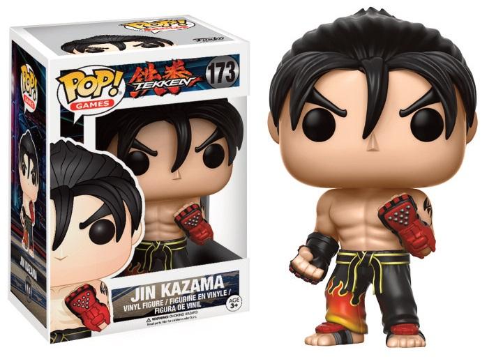 Pop! Games: Tekken - Jin Kazama 10 cm