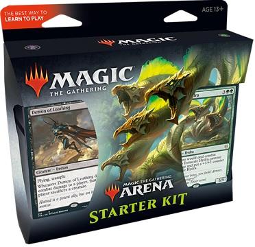 Magic the Gathering Magic Arena Starter Kit english