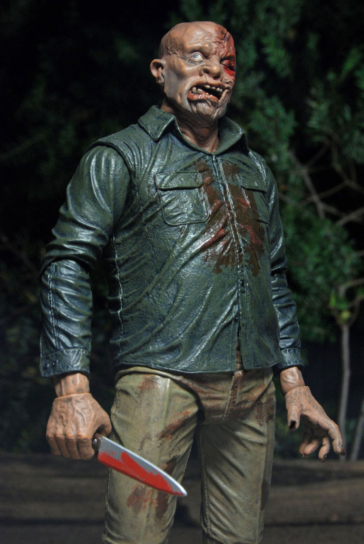 Action Figure  Friday the 13th Part 4 Jason 18 cm