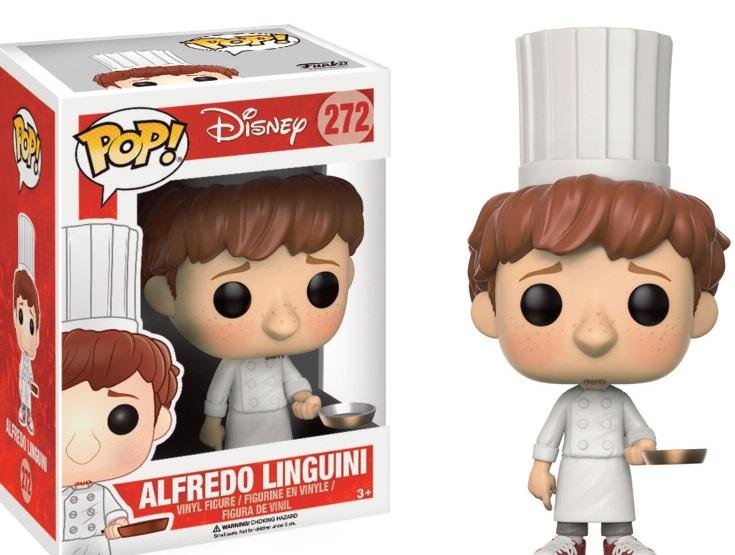 Pop! Disney: Ratatouille - Linguini 10 cm