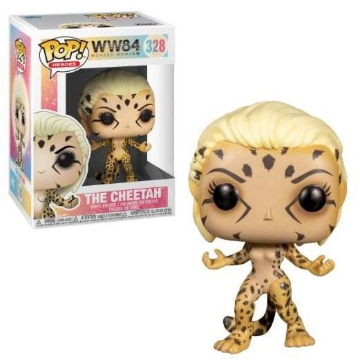 Wonder Woman 1984 POP! Movies Vinyl Figure The Cheetah 10 cm
