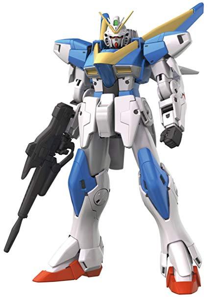 Gundam: Master Grade - V2 Gundam Ver. 1:100 Model Kit