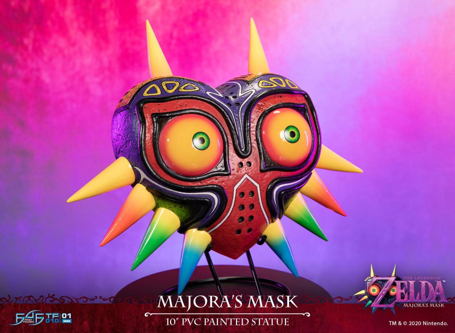 The Legend of Zelda PVC Statue Majora's Mask Standard Edition 25 cm