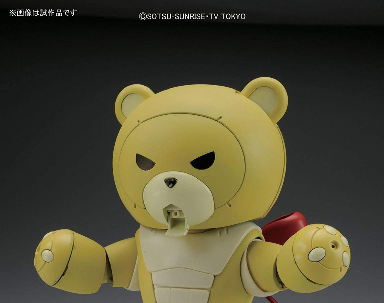 Gundam Build Fighters Try: High Grade - Beargguy III 1:144 Model Kit