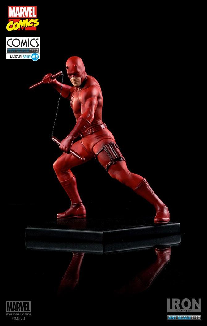 Estátua Marvel Comics 1/10 Daredevil 16 cm