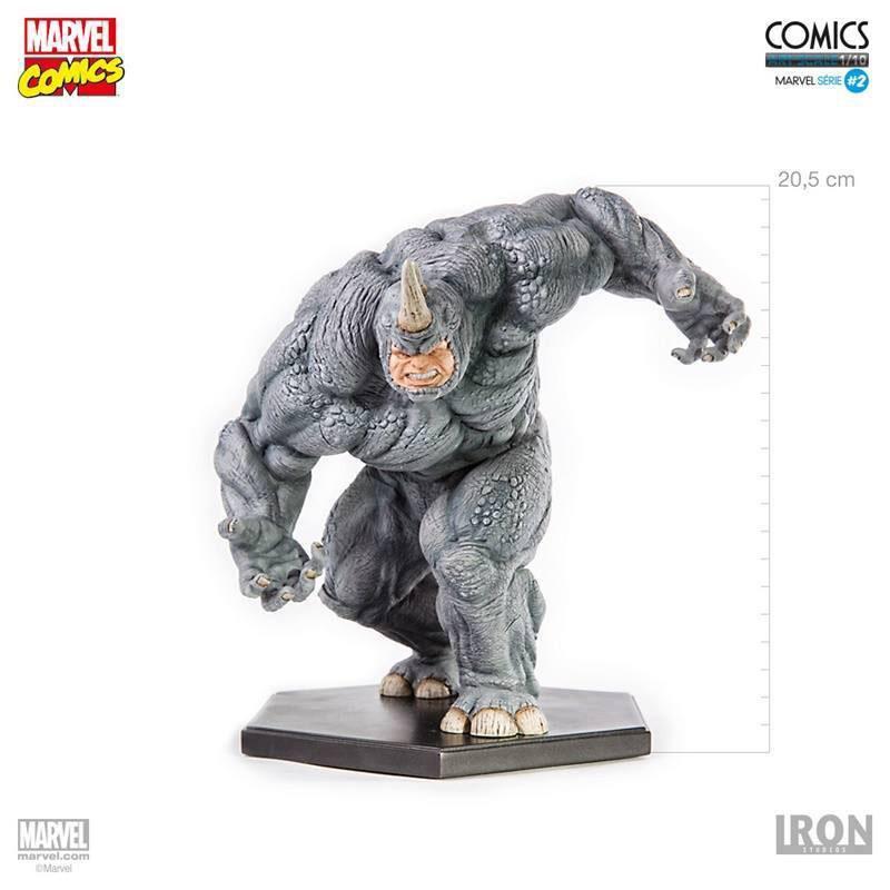 Estátua Marvel Comics 1/10 Rhino 20 cm