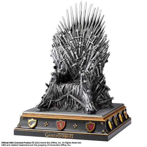 Apara Livros Game of Thrones Iron Throne Bookend 19 cm