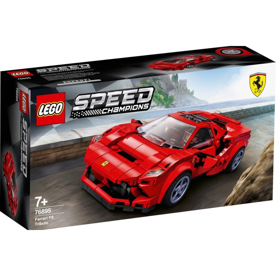 LEGO Speed Champions: Ferrari F8 Tributo