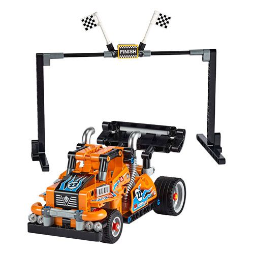 LEGO Technic Camião de Corrida