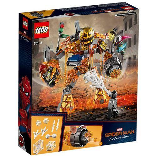 LEGO Super Heroes: Batalha contra Molten Man
