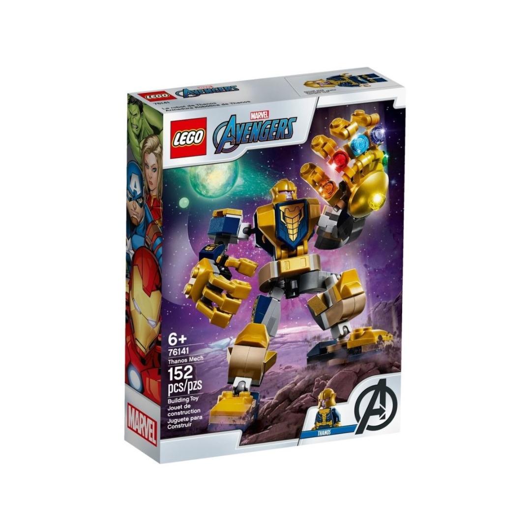 LEGO Super Heroes: Marvel Avengers Thanos Mech