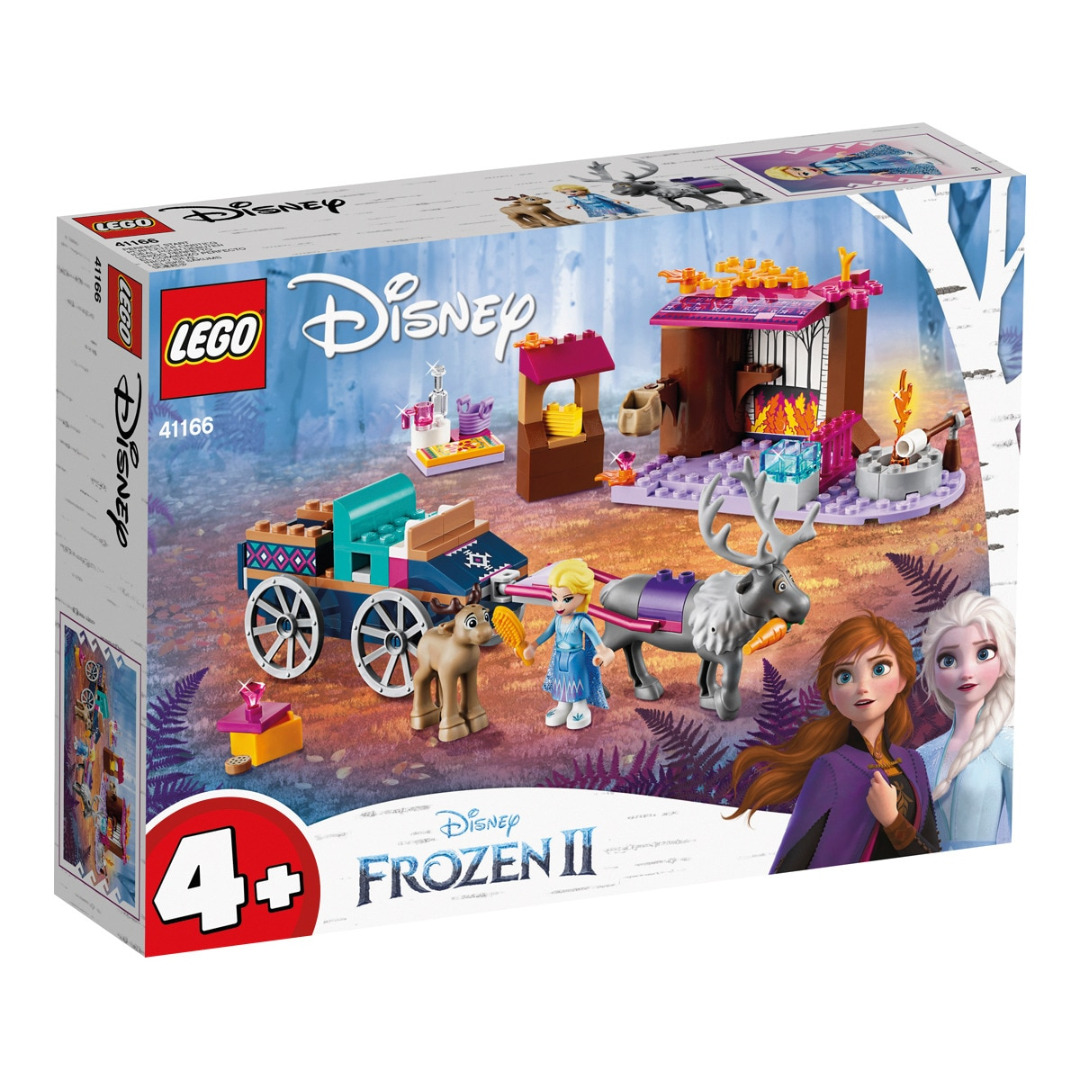 LEGO Disney: Frozen Aventura no Vagão da Elsa
