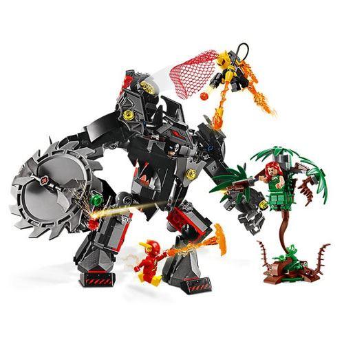 LEGO DC Batman Mech vs Poison Ivy Mech