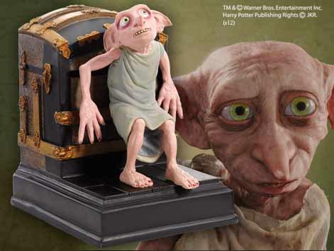 Apara Livros Harry Potter Bookend Dobby 19 cm