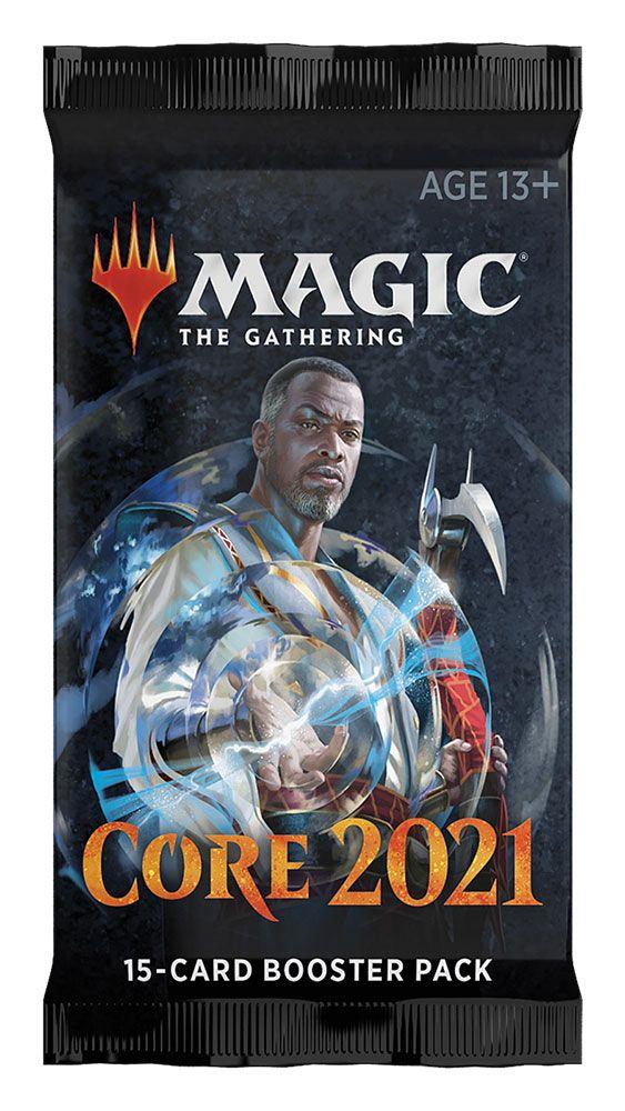 Magic the Gathering Core Set 2021 Draft Booster English