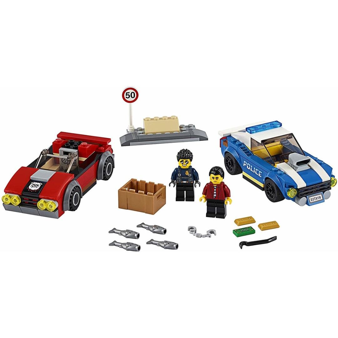 LEGO City: Detenção na Auto Estrada