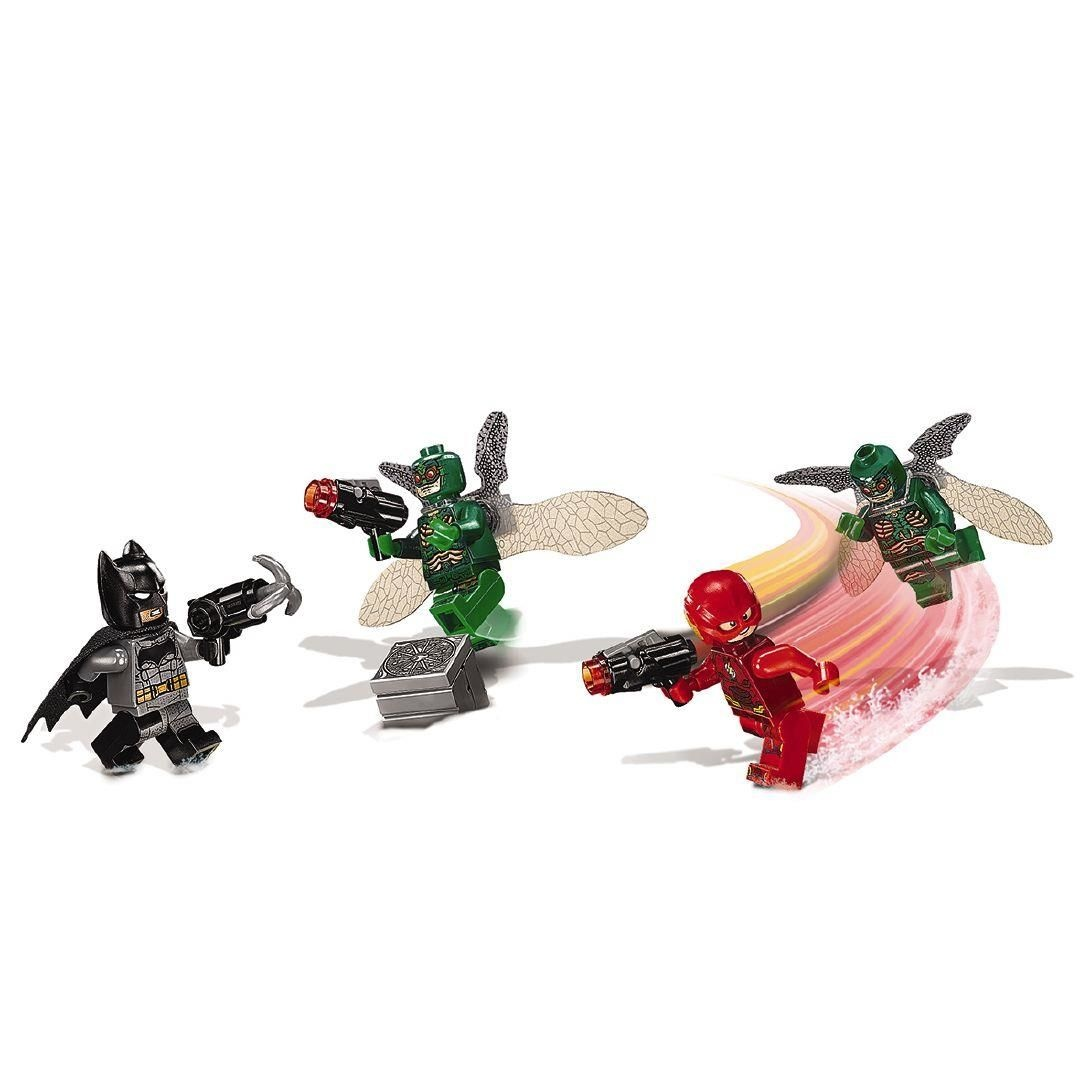 LEGO Super Heroe - Ataque Tunel do Knightcrawler