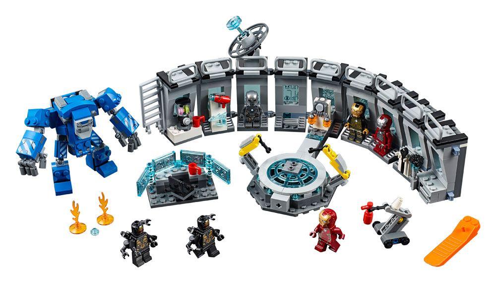 LEGO® Marvel Avengers - Iron Man Hall of Armour