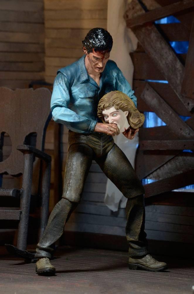 Evil Dead 2 Action Figure Ultimate Ash 18 cm