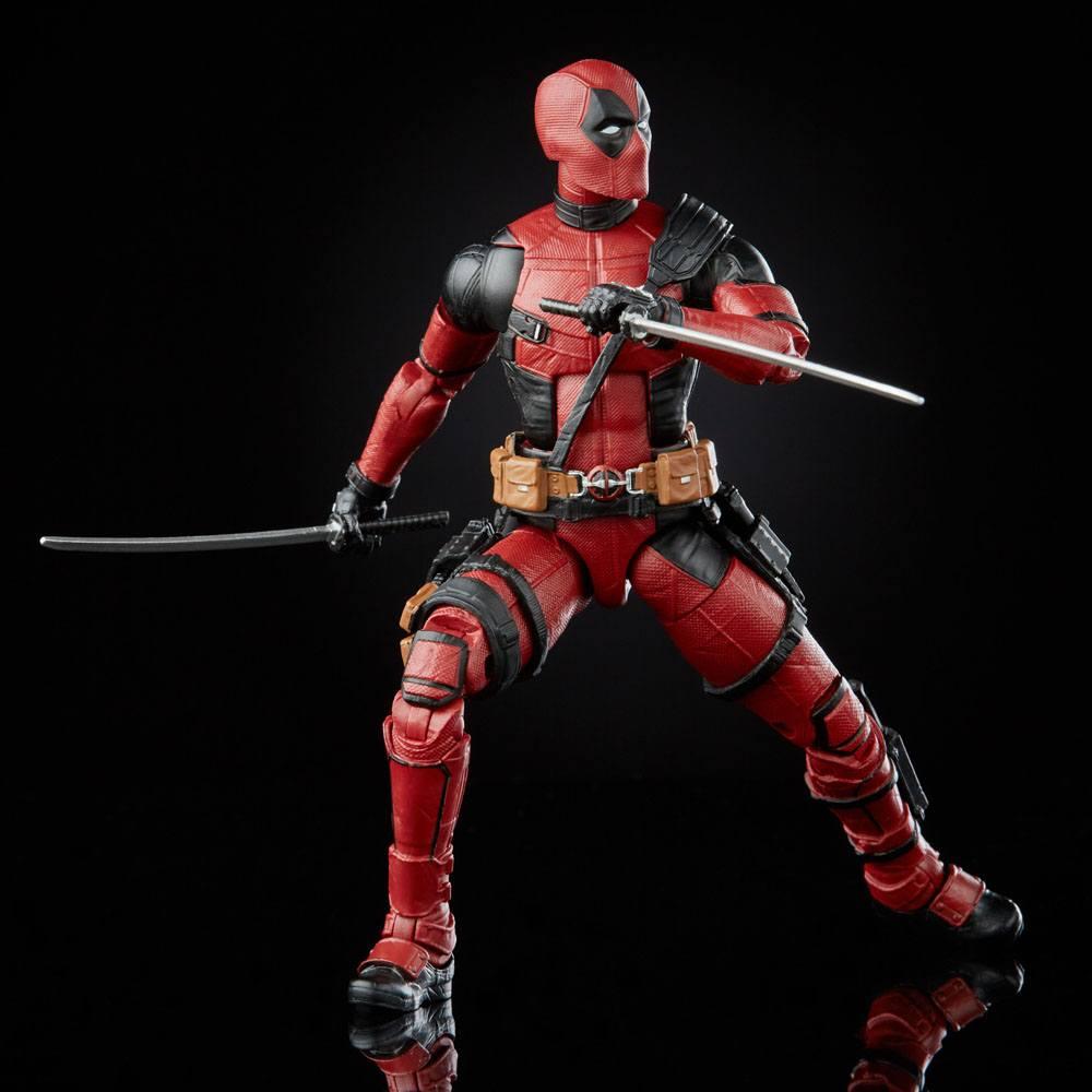Deadpool Marvel Legends AF 2-Pack 2020 Deadpool & Negasonic Teenage Warhead