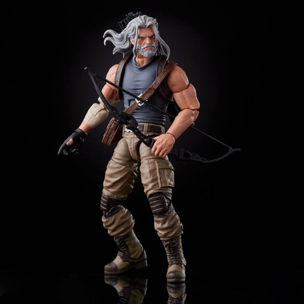 Marvel Legends Action Figure 2-Pack 2020 Old Men Logan & Hawkeye 15 cm