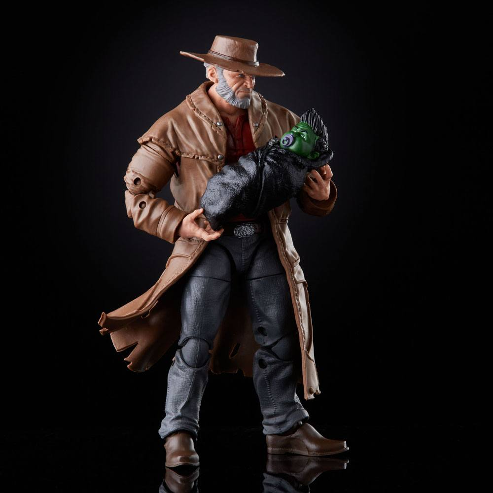 Marvel Legends Action Figure 2-Pack 2020 Old Men Logan & Hawkeye 15 cm