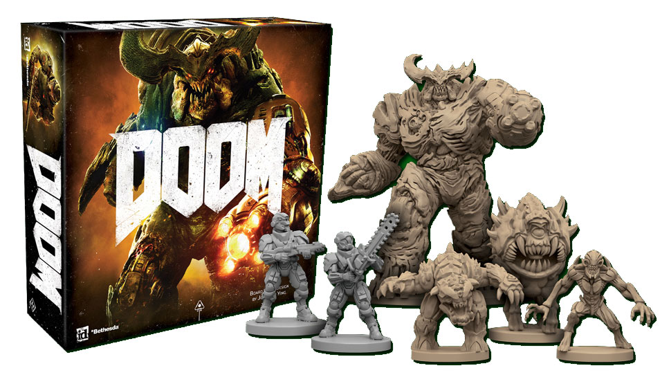 FFG - Doom: The Board Gam