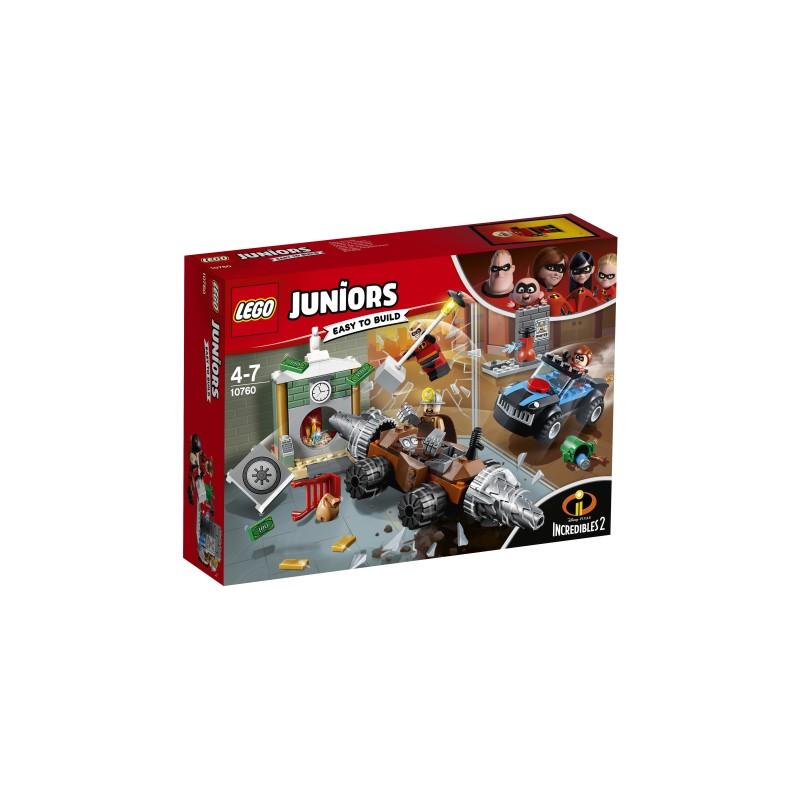LEGO Juniors - O Homem da Mina Assalta o Banco