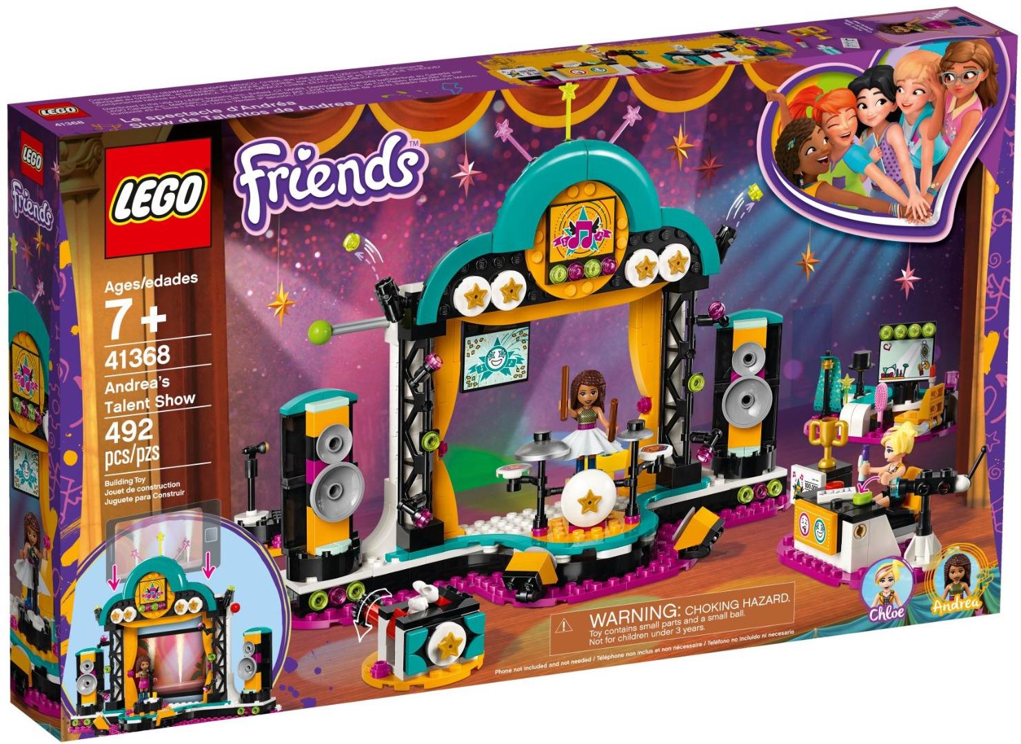 LEGO Friends - O Show de Talentos da Andrea