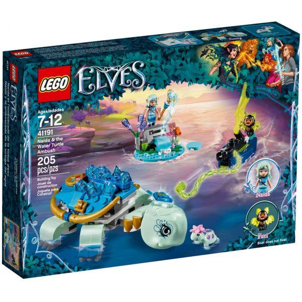LEGO Elves - Naida e a Emboscada da Tartaruga de Água