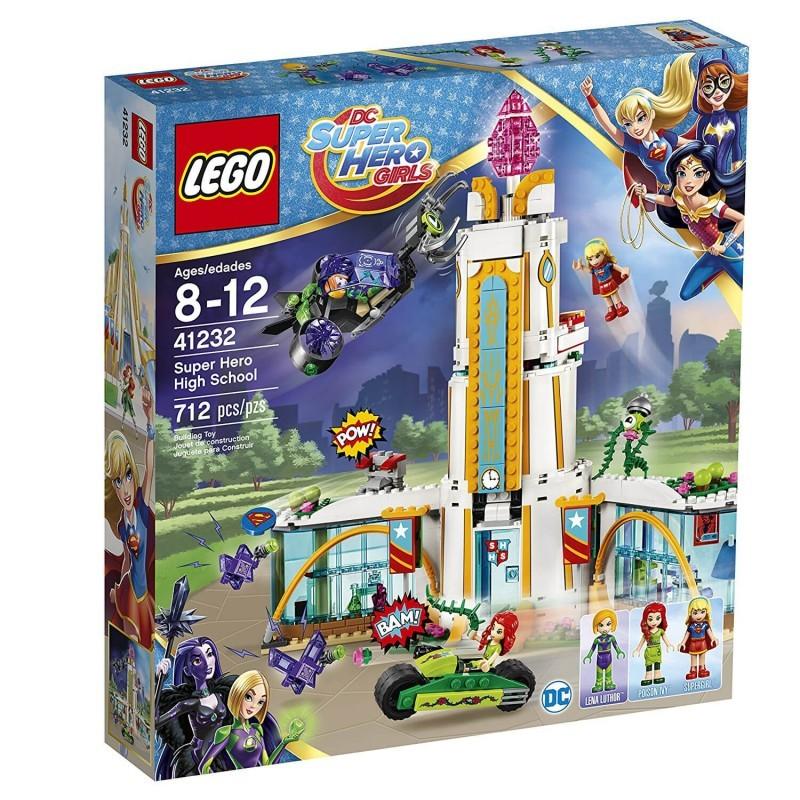 LEGO DC Super Heroes Girls - Escola de Super-Heróis