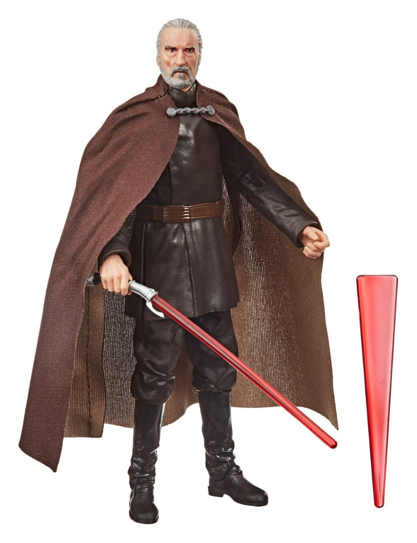 Star Wars Black Series Action Figure Count Dooku 15 cm 2020 Wave 2