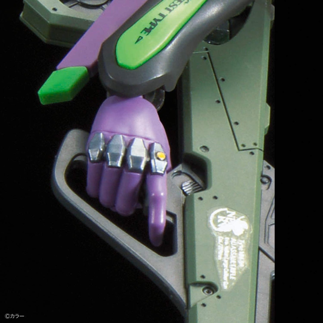 Evangelion: Real Grade - Evangelion Unit-01 - Model Kit